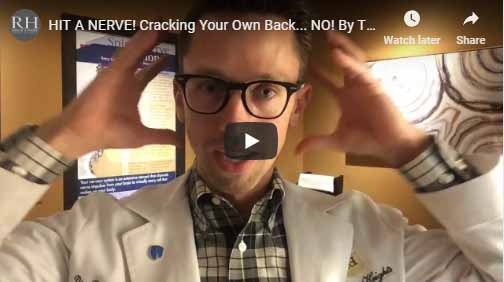Chiropractic Inver Grove Heights MN Blog - Cracking Your Back
