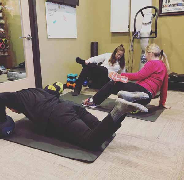 Chiropractic Inver Grove Height MN Exercise