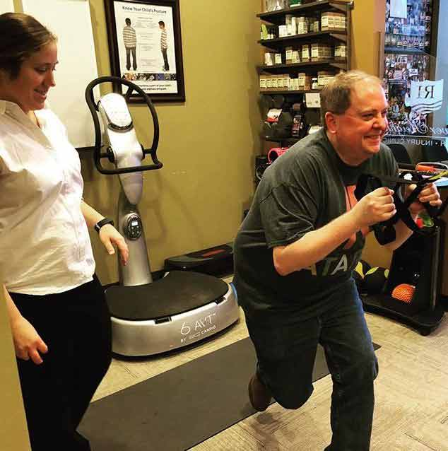 Chiropractic Inver Grove Height MN Patient Training